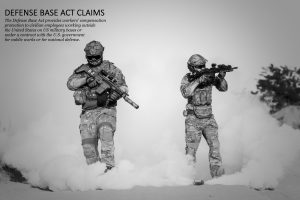 What is defense base act