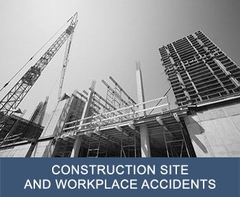 New Jersey Lawyers - Construction Site and Workplace Accidents